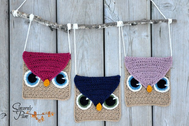 Owl Bunting by Sincerely Pam -Pam D