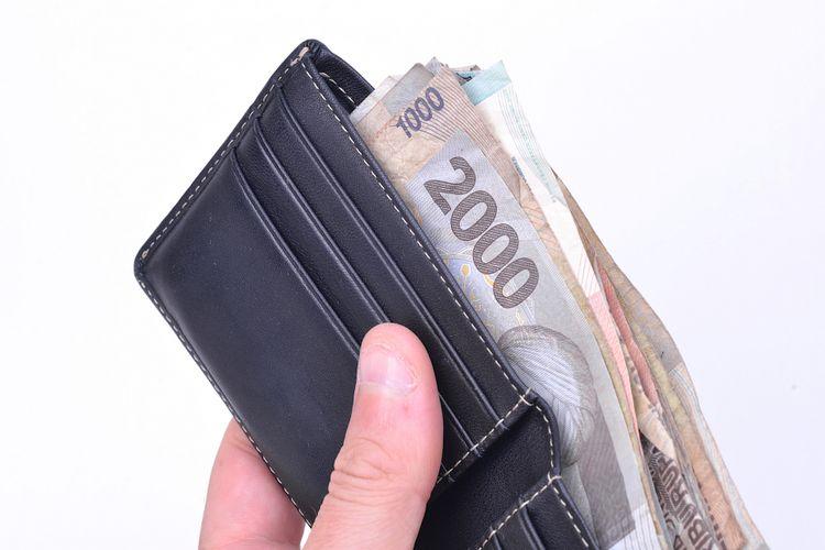 Mengatur uang gaji