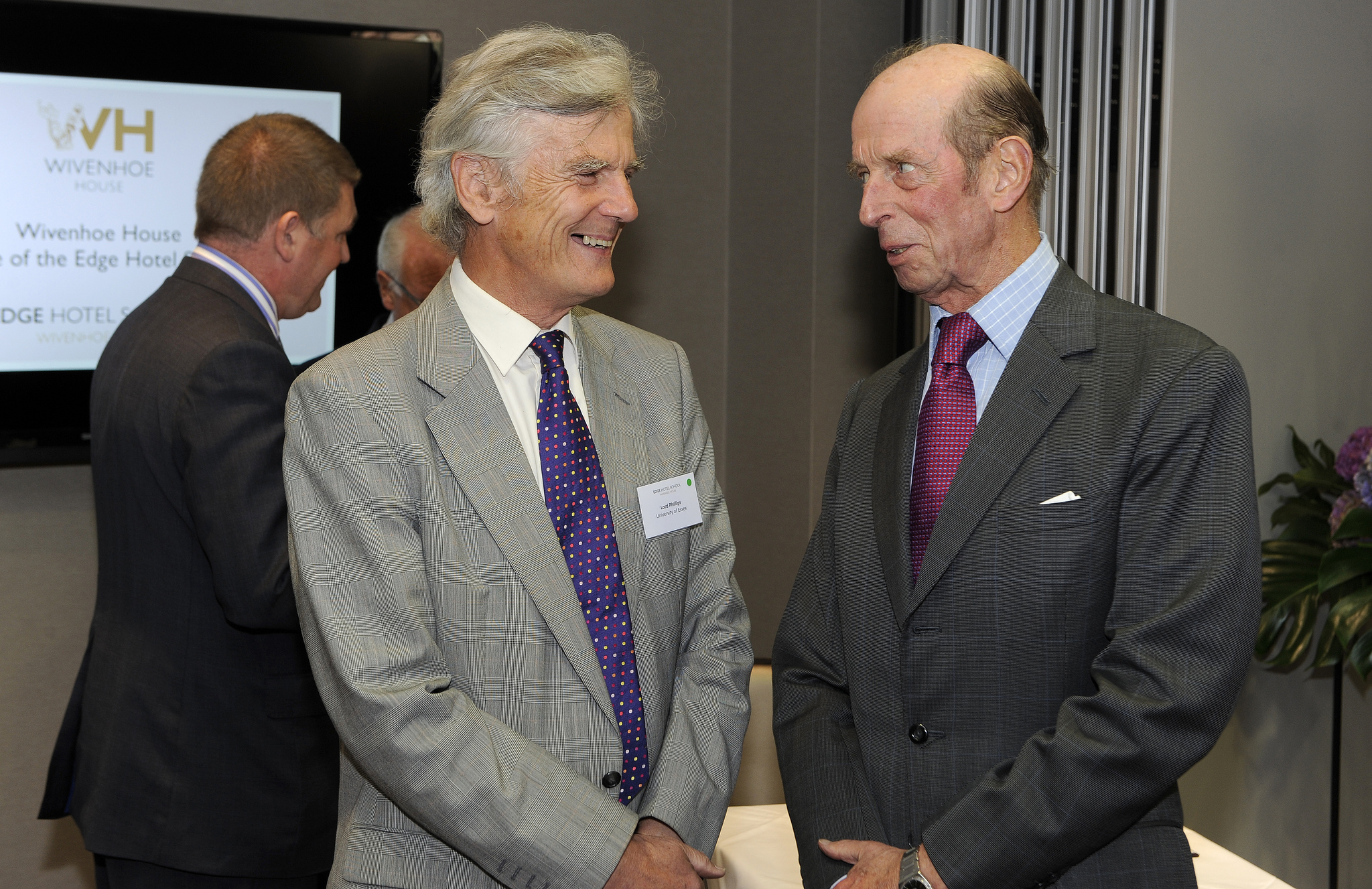 Duke of Kent pays tribute to Nottinghamshire War Dead on away day