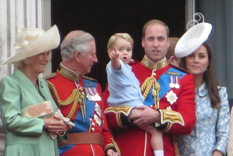 Prince Charles' income from the Duchy of Cornwall funds himself and Camilla, William and Catherine and their children, and Prince Harry in their official work (Thomas Mace-Archer-Mills0
