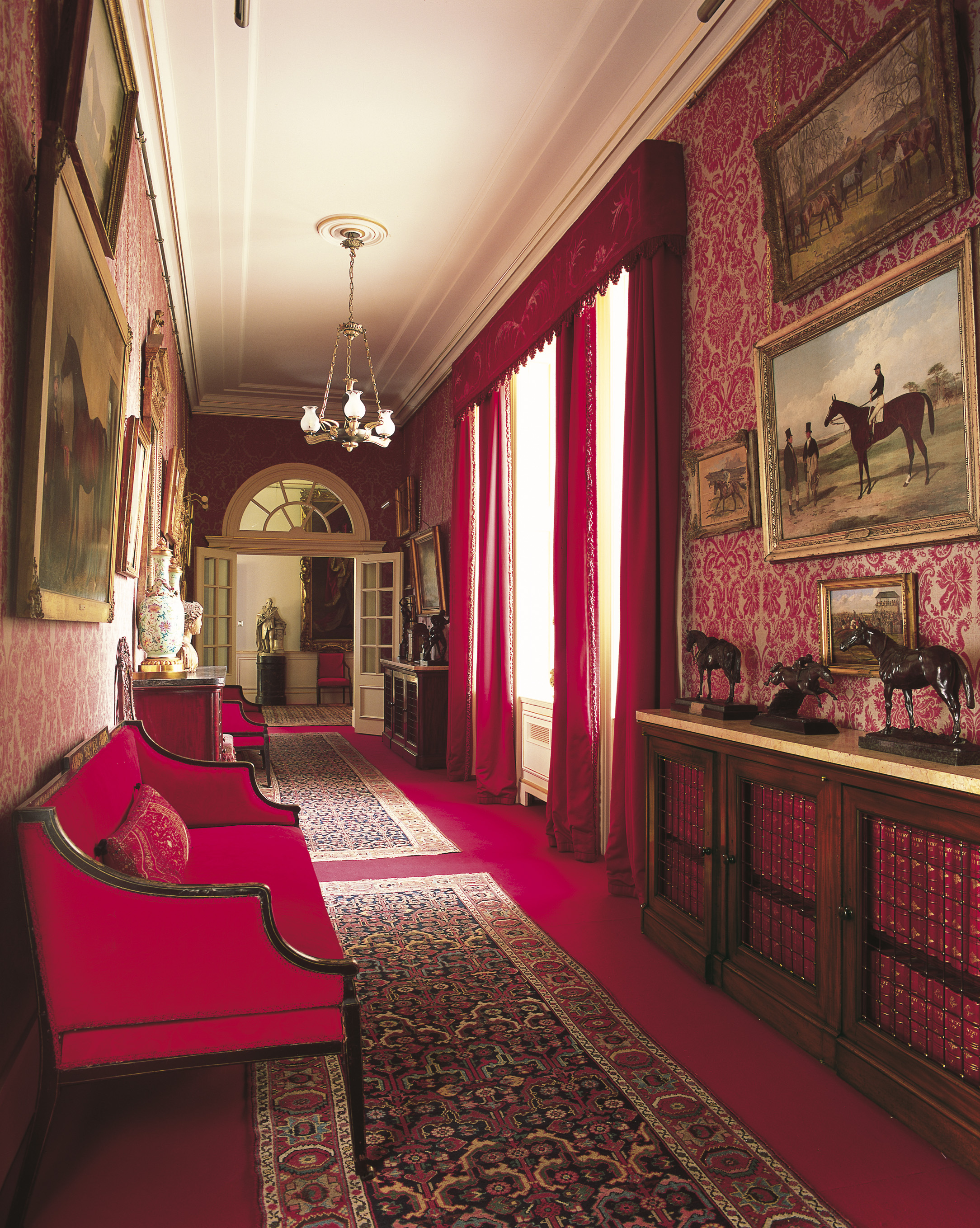 Look Inside Clarence House The Home Of Prince Charles