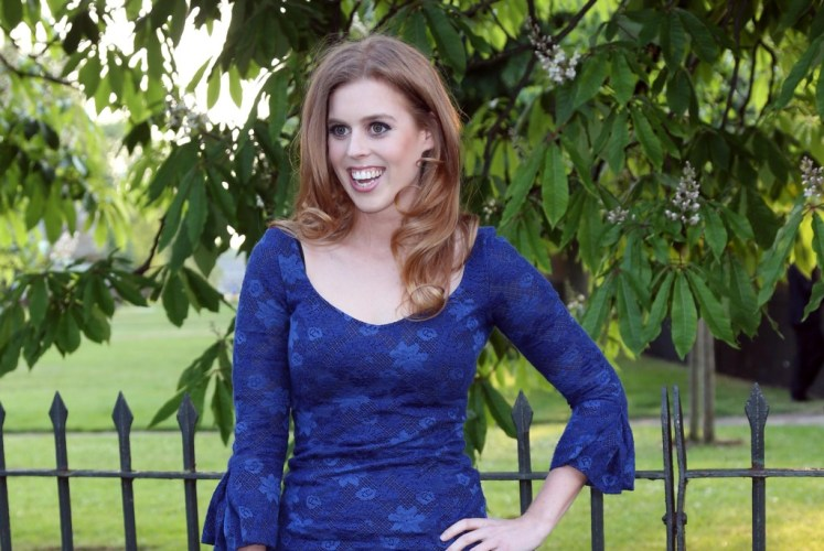 Princess Beatrice of York does charity work alongside her full-time work in business. Picture by Stephen Lock / i-Images