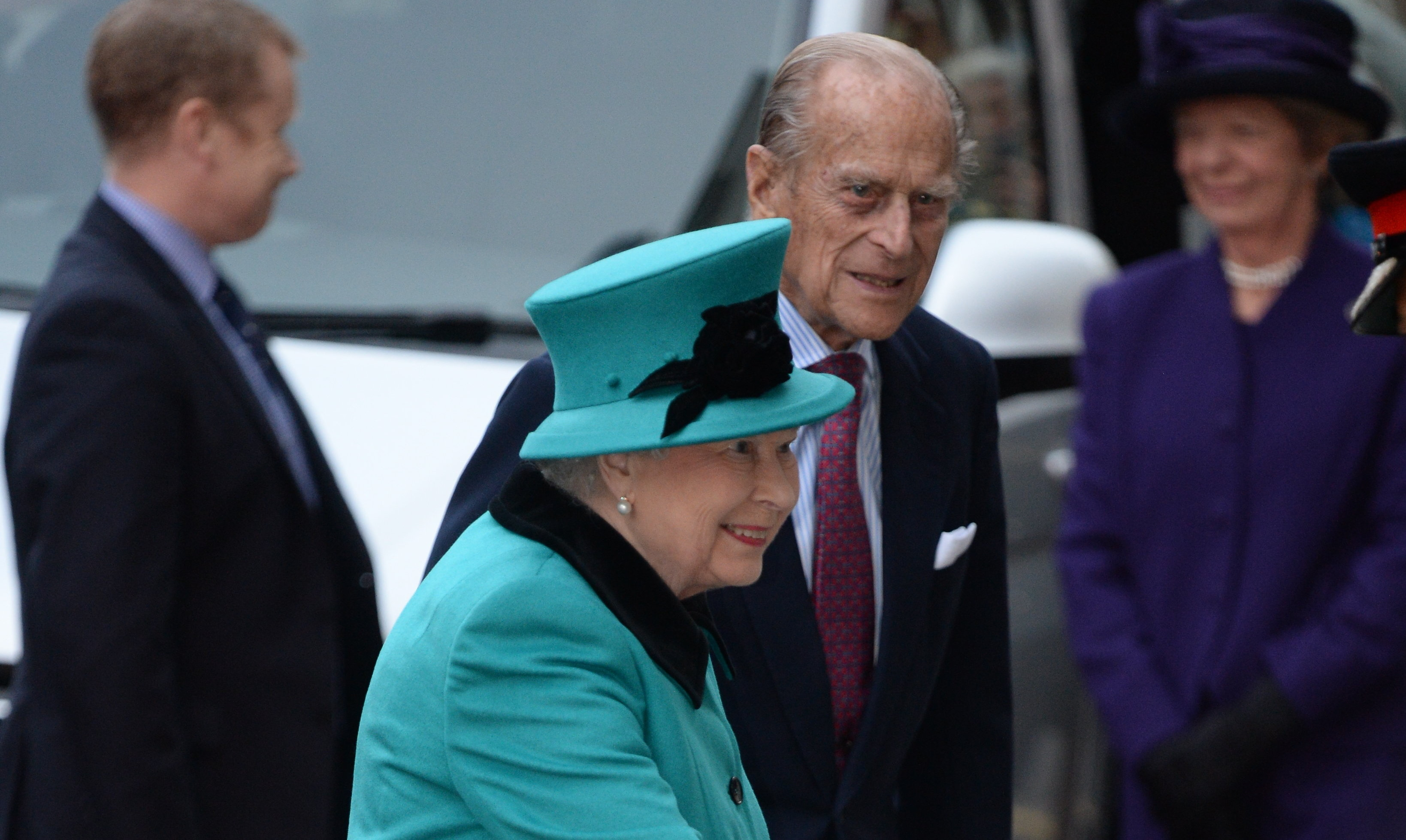 Coins Released For Queen Philip S Platinum Wedding Anniversary