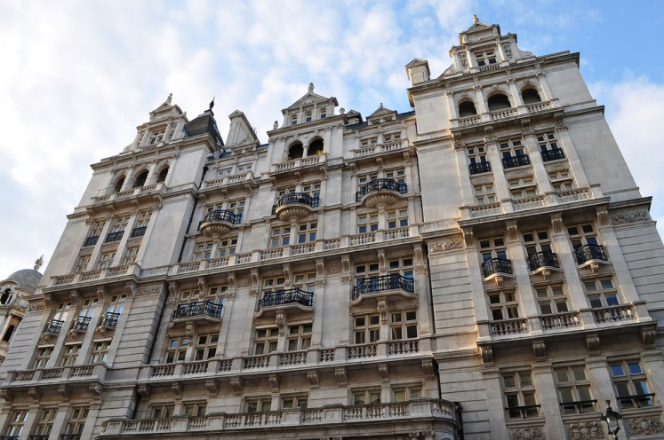 The Royal Horseguards Hotel on London's Embankment