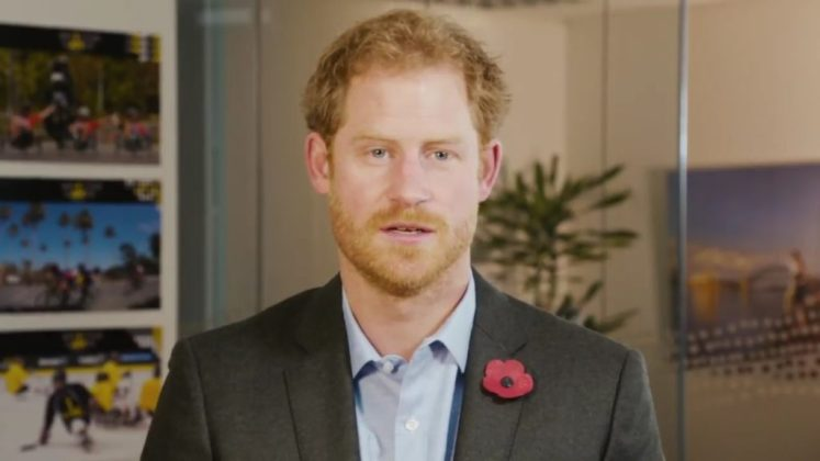 Prince Harry announced that Sydney will host the Invictus Games in 2018