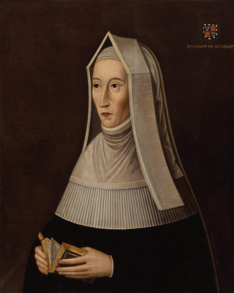 Margaret Beaufort - matriarch of the Tudor Dynasty • The