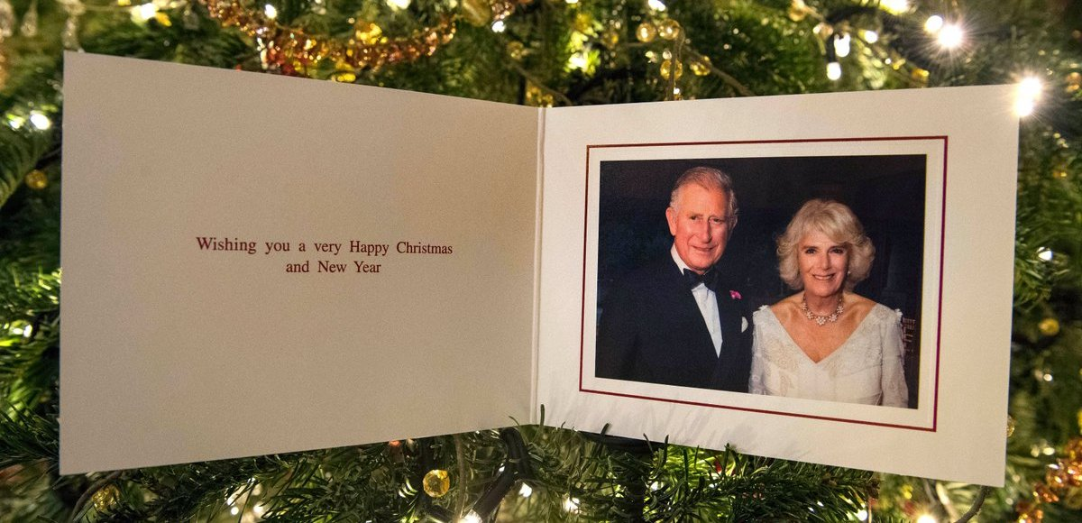 Royal Christmas cards - what photos the Royals of Europe are sending ...