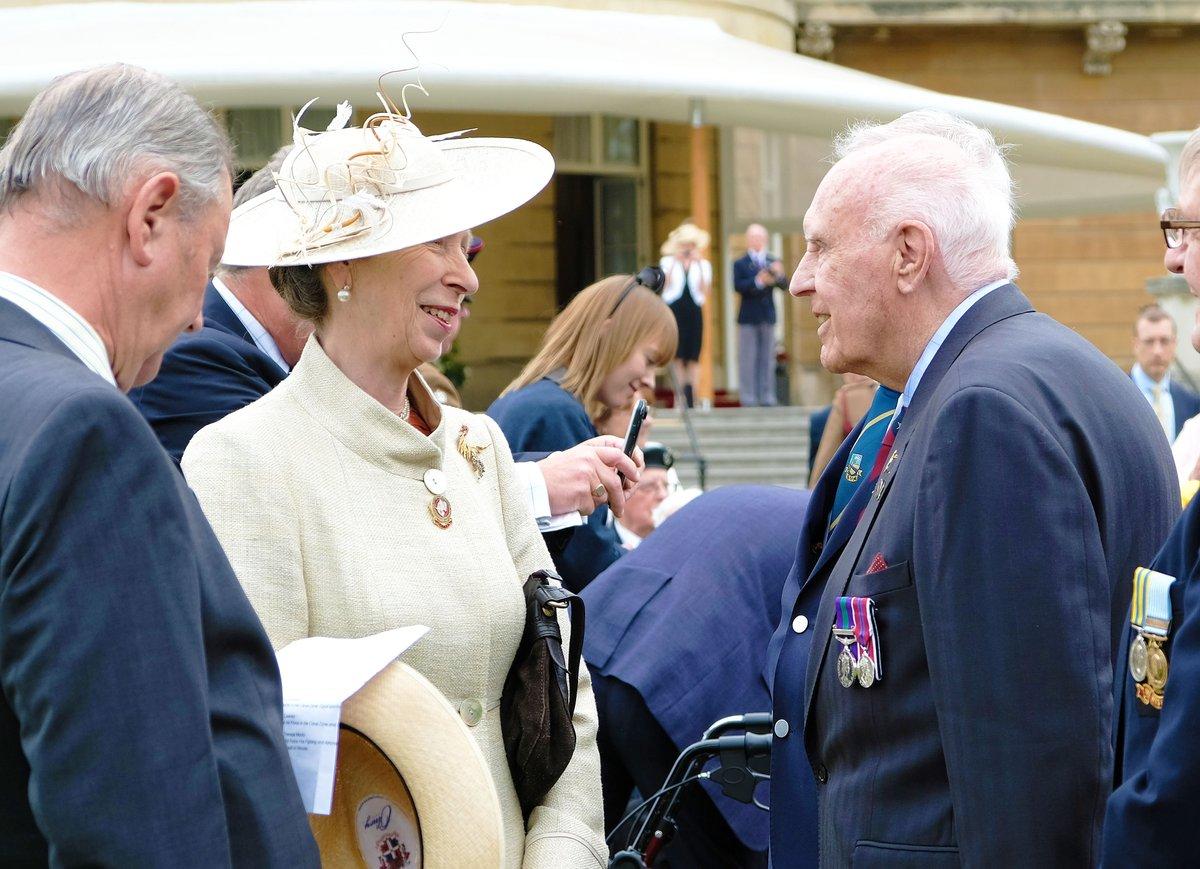 Princess Anne\'s week: presentations, dedications & award ceremonies ...