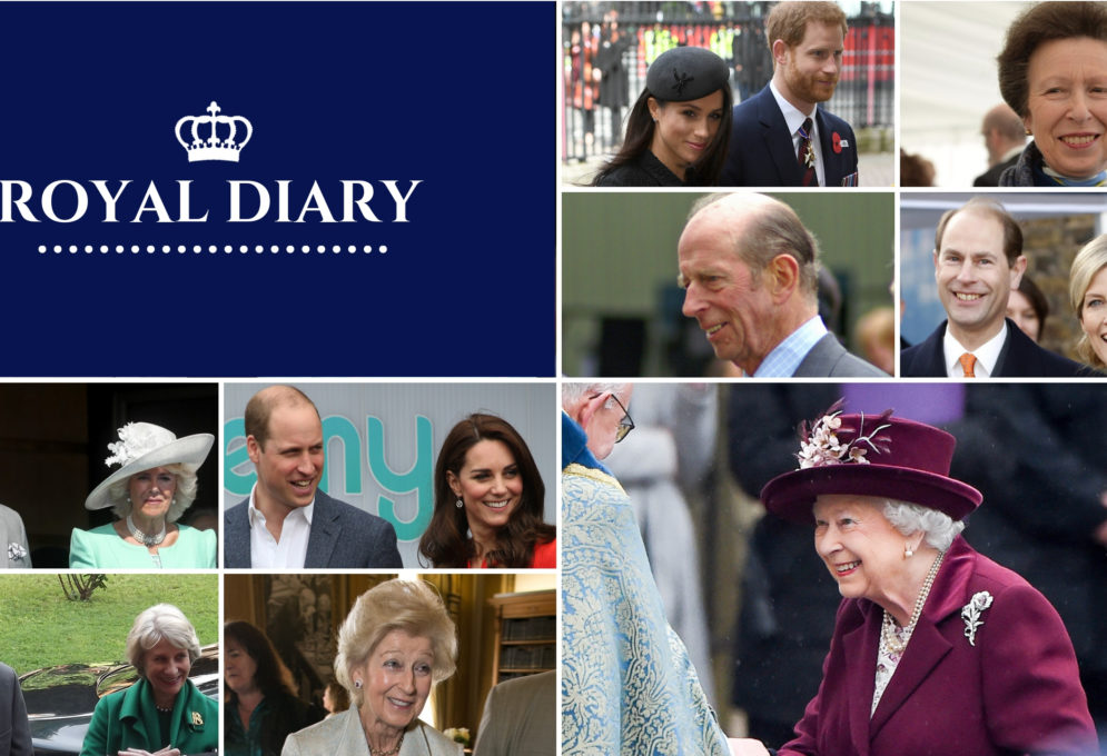 The Crown Chronicles - Royal News & Royal History