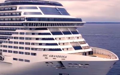 MSC Cruises resumes sailing!