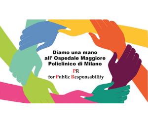 DIAMO UNA MANO #PRFORPUBLICRESPONSABILITY