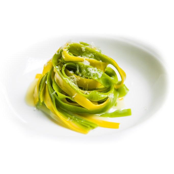 chef-Ziantoni_piatto_paglia-e-fieno-al-burro-di-capra.