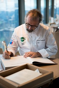 Chef NORBERT NIEDERKOFLER