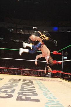Volador Jr./photo by CMLL