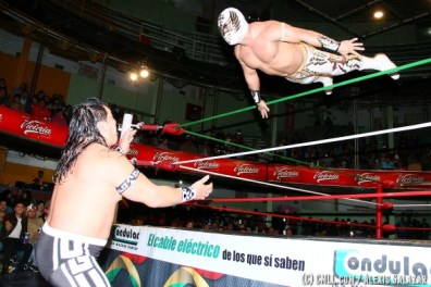 photo by Alexis Salazar/CMLL