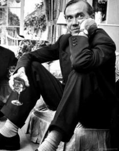 Graham Greene, procrastinando
