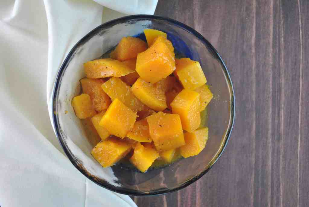 Maple Cayenne Roasted Butternut Squash - The Culinary Compass