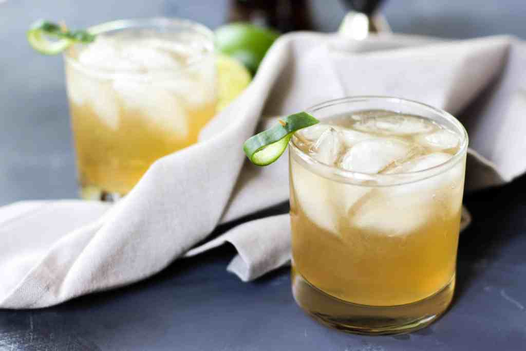 This Cucumber Moscow Mule is a refreshing, summery take on the classic!
