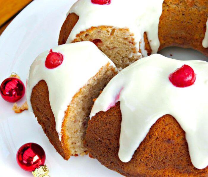 Swedish Soft Pepparkaka (Ginger Cake) with Lingonberry Jam