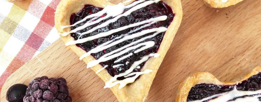 Nostalgic Gluten Free Jam Tarts (from scratch)