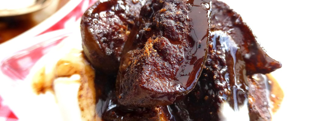 Spiced Figs Baked in a Coconut Sugar Caramel