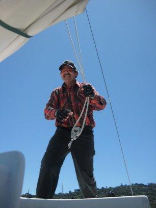 SF Bay Sailing Capt'n Stan