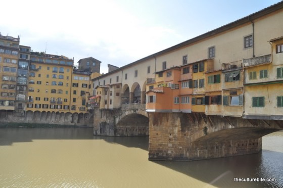 Rome Florence Ponte Vecchio
