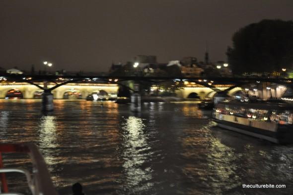 Paris Canal Tour Seine River