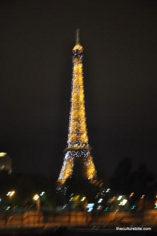 Paris Eiffel Tower Twinkle
