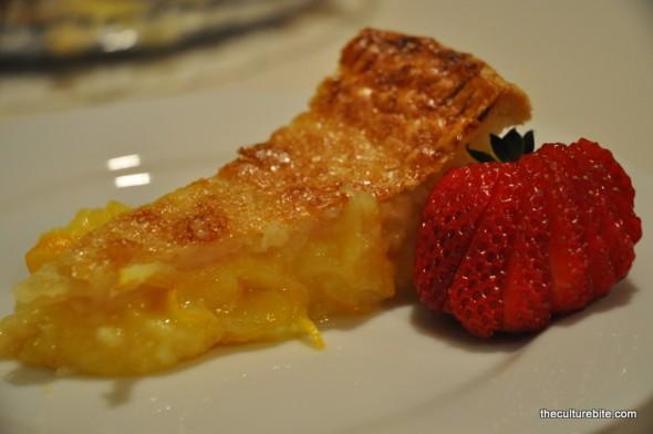 Sams Kitchen Lemon Shaker Pie Slice