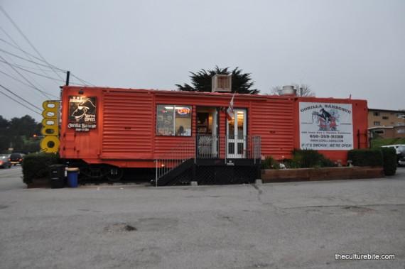 Gorilla BBQ Storefront