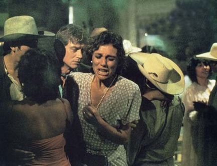 Jacqueline Bisset as Yvonne in Under the Volcano