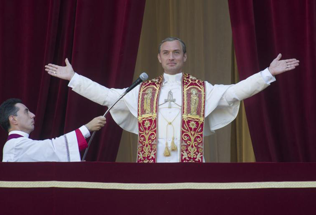 The Young Pope A State Of Grace Is Fleeting To Sin
