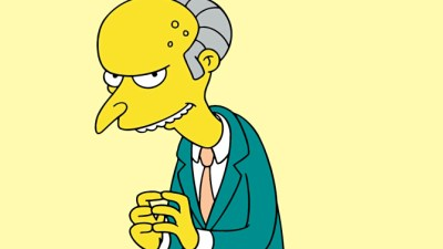 Is it Curtains for Mr. Burns?