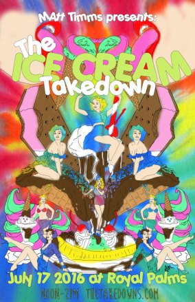 national ice cream month 2016 events NYC