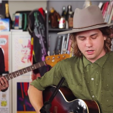 Watch Kevin Morby Perform Songs Off 'Singing Saw' For NPR's Tiny Desk