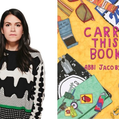 Abbi Jacobson on Tour, 'Carry This Book' out Now