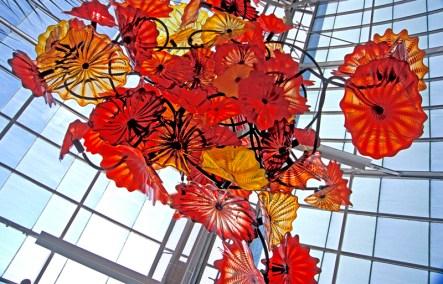Chihuly New York Botanical Garden