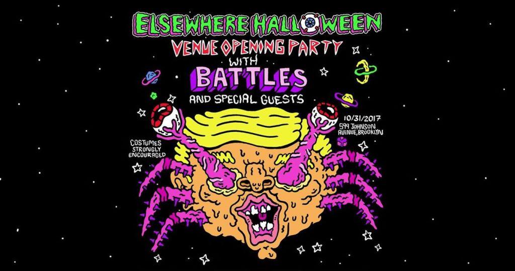 Halloween 2017 Parties New York City