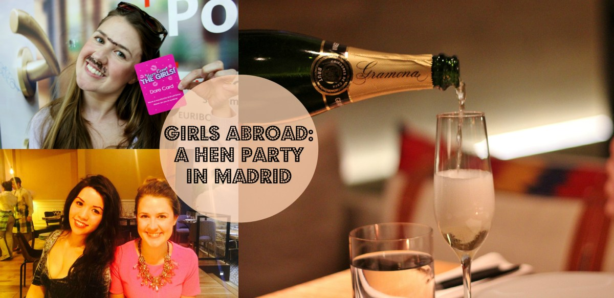 Girls Abroad: A Hen Party in Madrid - The Culture Map