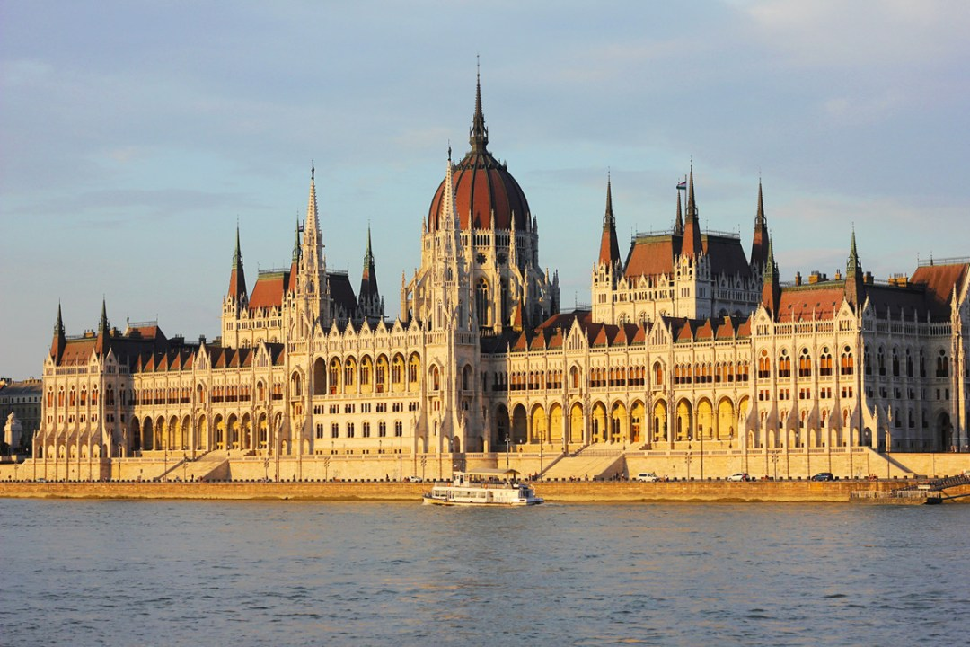 Budapest Parliament Building - Getting the train from Budapest - Bratislava  - Vienna 89982b4e815