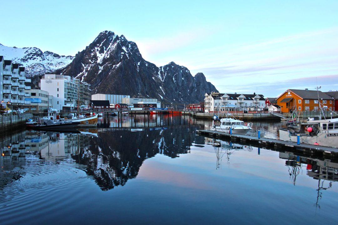 Lofoten Islands Exploring The Arctic Landscape
