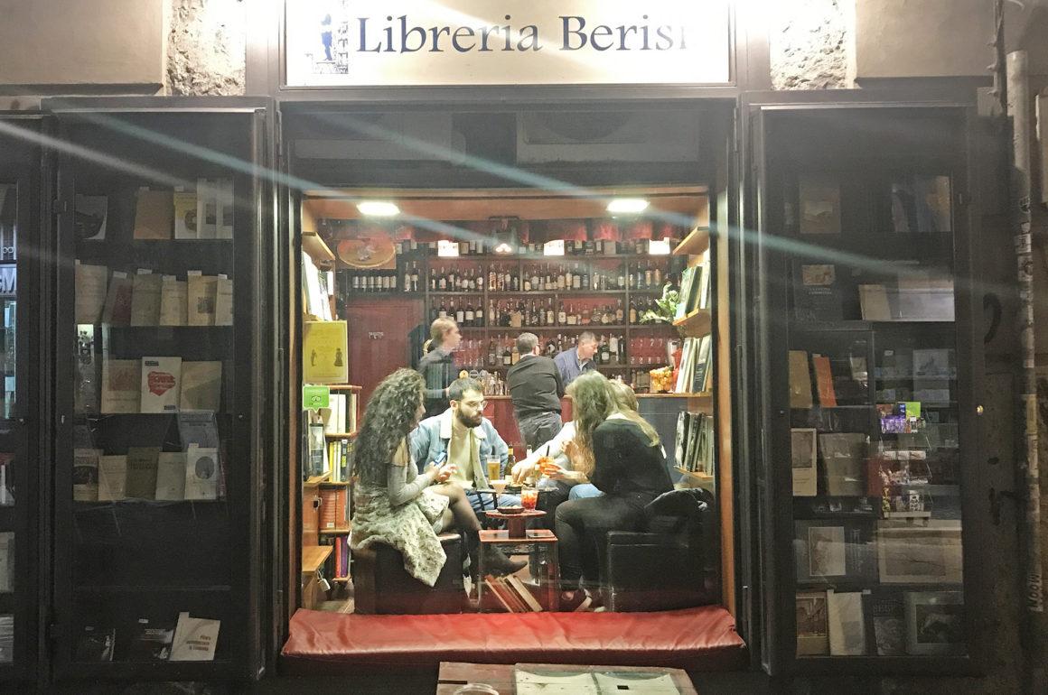 Libreria Berisio in Naples - Cocktail bar