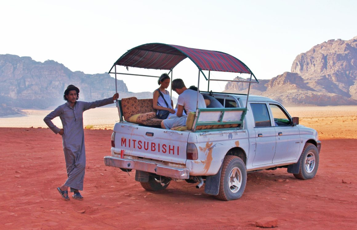 Wadi Rum - How to spend one week in Petra