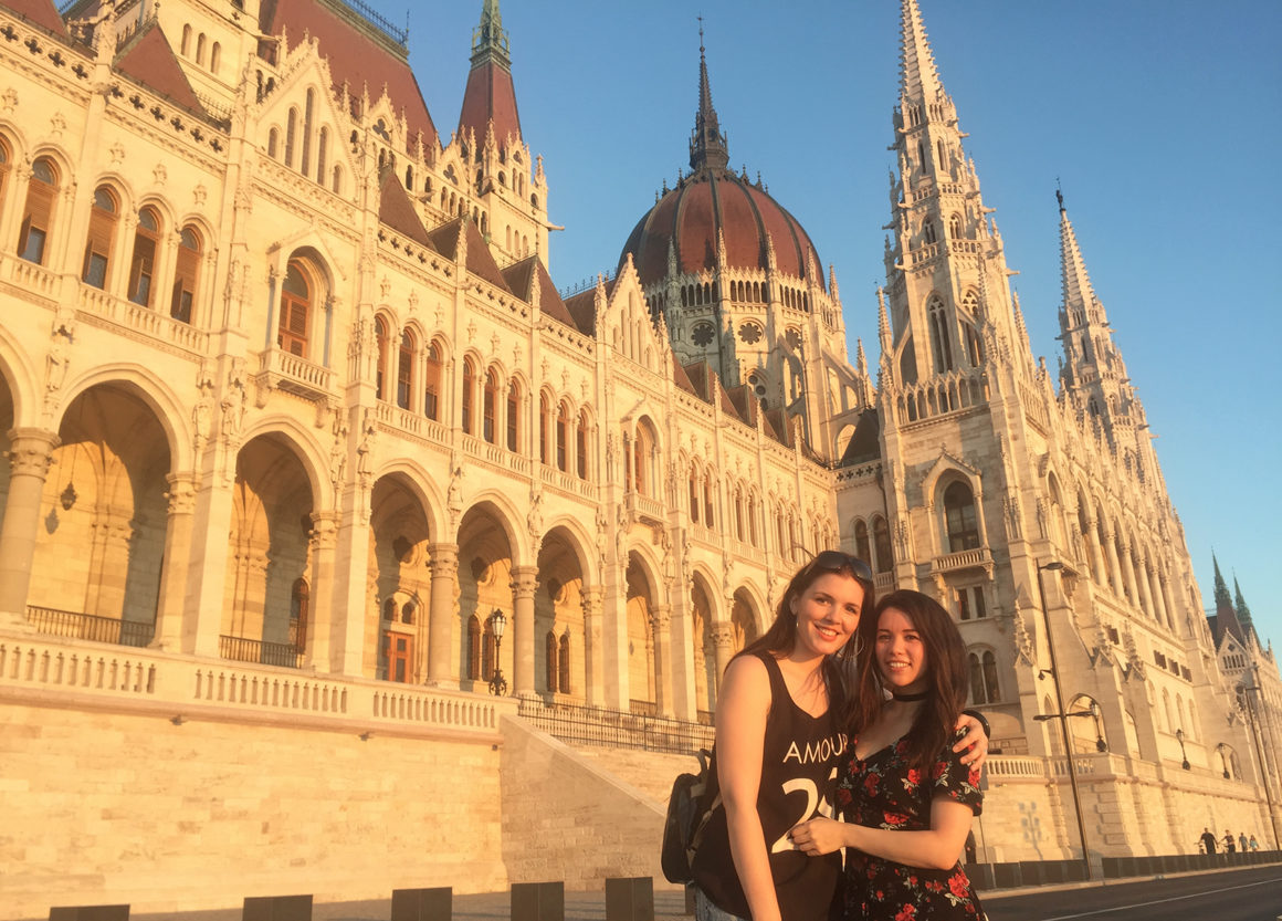 3 days in Budapest - travel itinerary