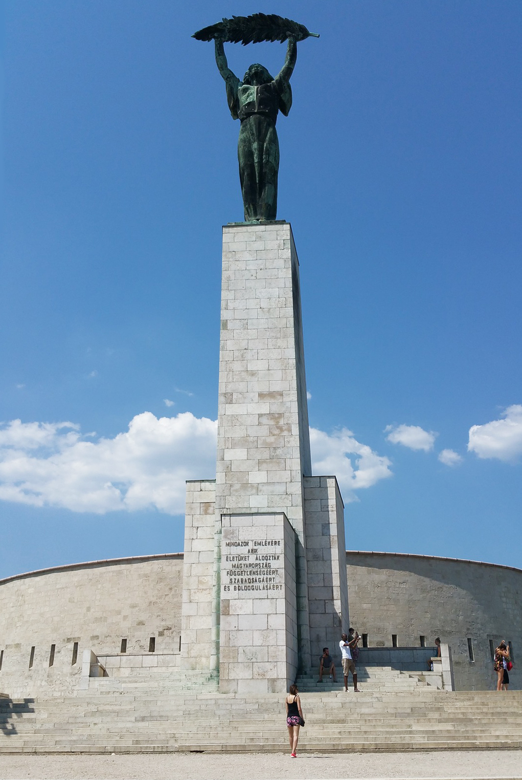 Citadel - things to see and do in Budapest. A 3-day itinerary.