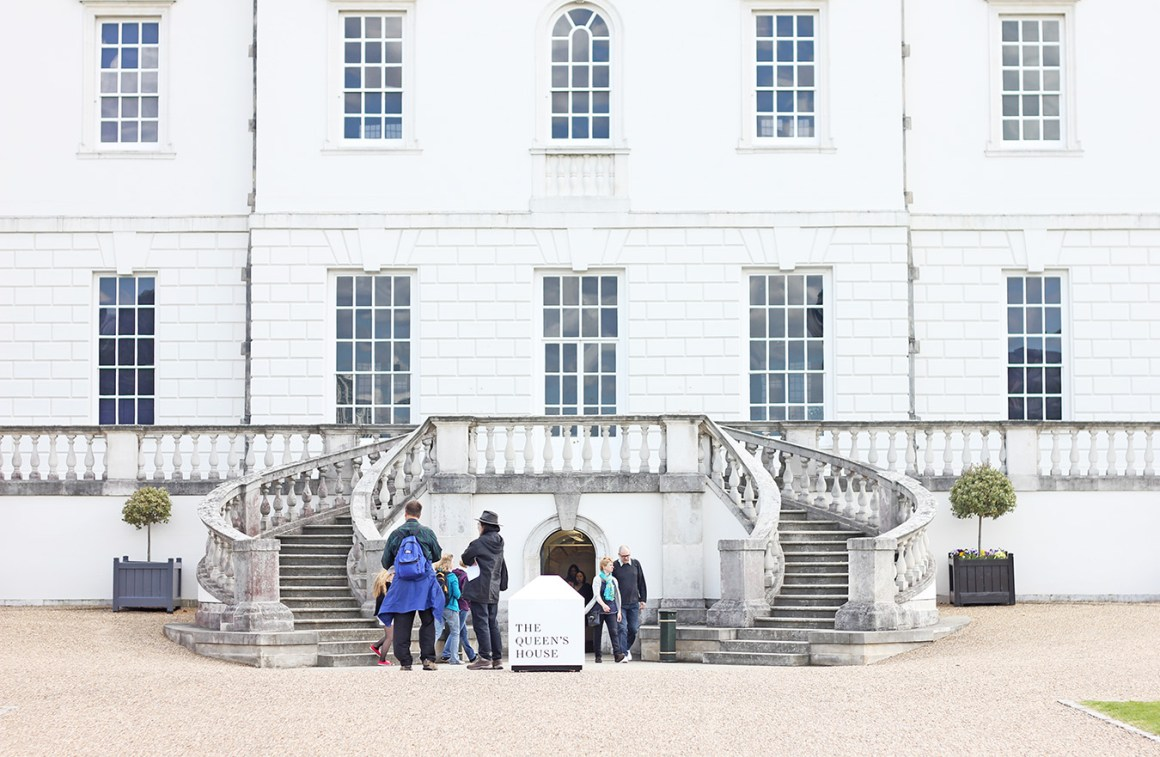Queen's House - Things to do in Greenwich, London