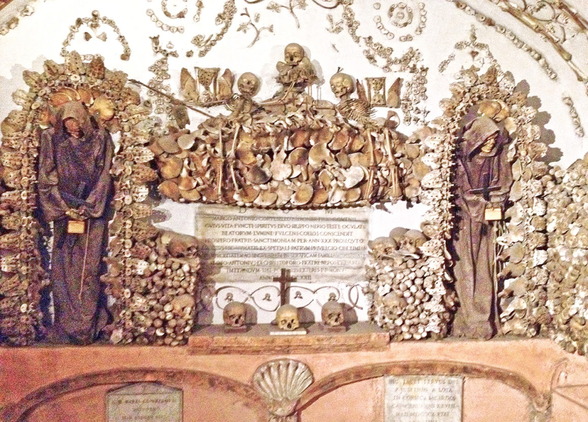 Capuchin Crypt - Unique and unusual things to do in Rome