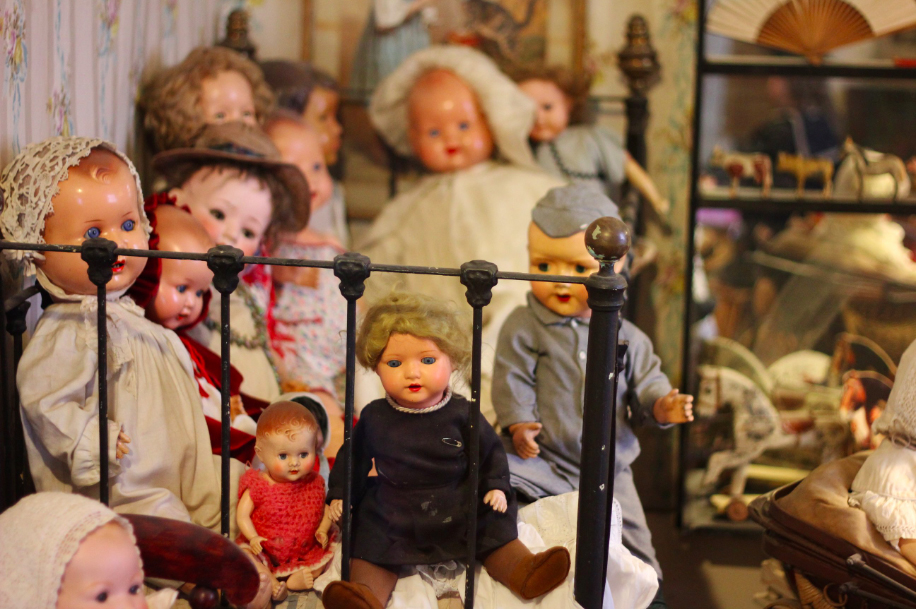 Pollock's Toy Museum - most eccentric museums in London
