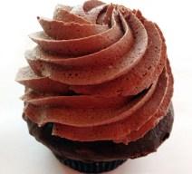 Chocolate Grace Cupcake